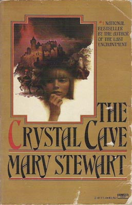a literary analysis of mary stewart in the crystal cave Book review of the crystal cave by mary stewart book #1 of the  the crystal  cave was full of animal symbolism that i didn't get until we.