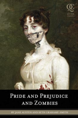 Grahame-Smith, Seth - Pride and Prejudice and Zombies - 400