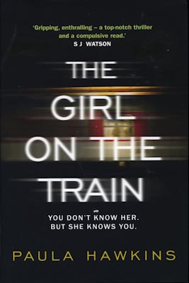 Hawkins, Paula - The Girl on the Train - 400