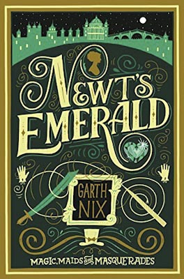 Nix, Garth - Newt's Emerald - 400