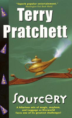 Pratchett, Terry - Sourcery - 400