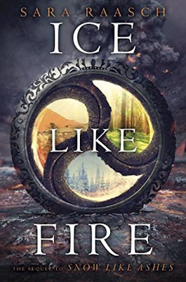 Raasch, Sara - Ice Like Fire - 400