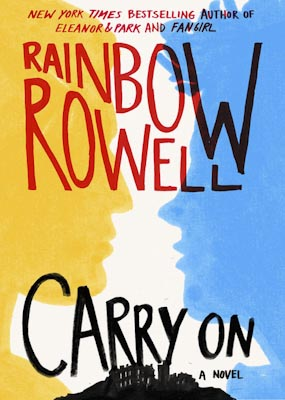 Rowell, Rainbow - Carry On - 400
