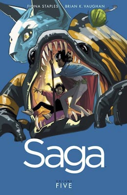 Vaughan, Brian K - Saga Vol 5 - 400