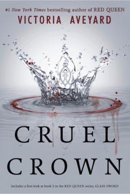 Aveyard, Victoria - Cruel Crown - 400