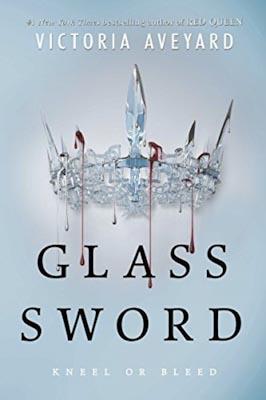 Aveyard, Victoria - Glass Sword - 400