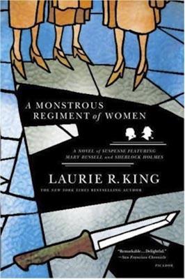 King, Laurie R - A Monstrous Regiment of Women - 400
