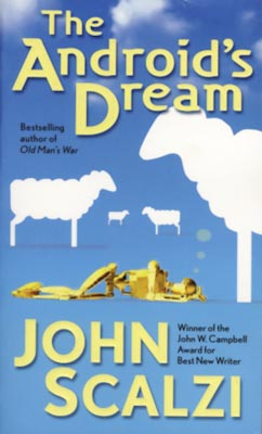 Scalzi, John - The Android's Dream - 400