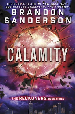 Sanderson, Brandon - Calamity - 400